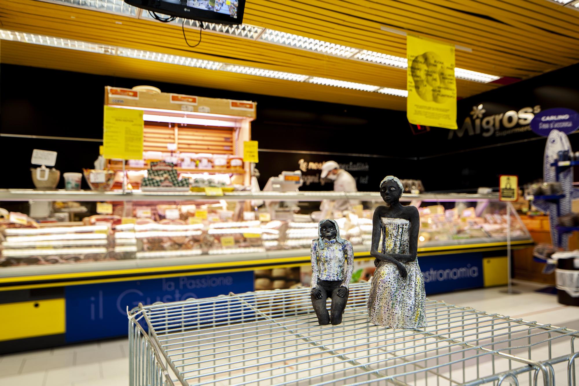 10- Tania Lombardo - 10cents- Art At The Supermarket by Giuseppina Giordano- Zero Edition, Mazara del Vallo- ph Benito Frazzetta